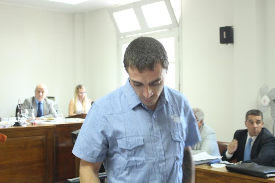 Marcos Forconi confesó ser al autor del disparo: \