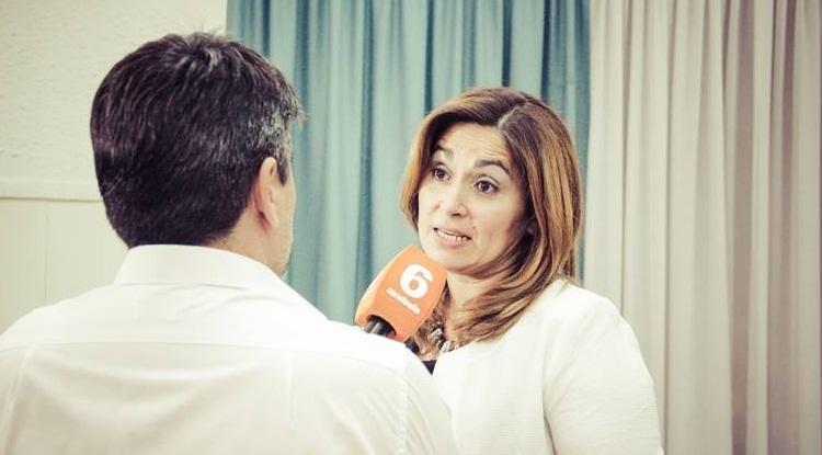 Gisela Caballero y su balance de estos 4 años en su banca de concejal