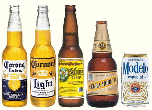 Modelos Cerveza