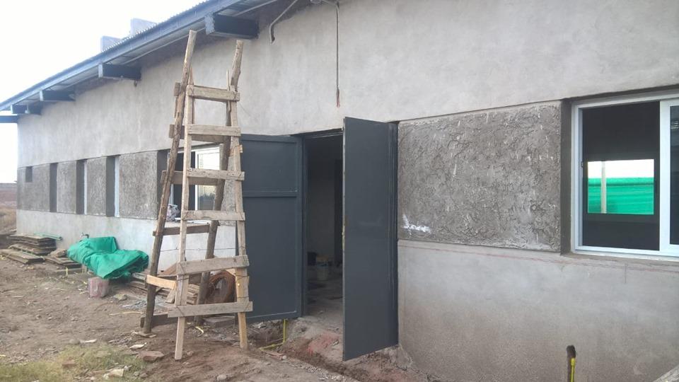 En Cuadro Benegas se construye el primer Centro de Rehabilitación para discapacitados