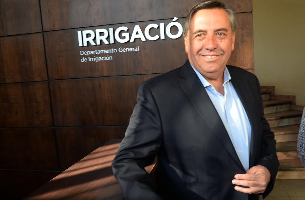 Marinelli cobra casi $240 mil por mes… y los otros descomunales sueldos que paga Irrigación