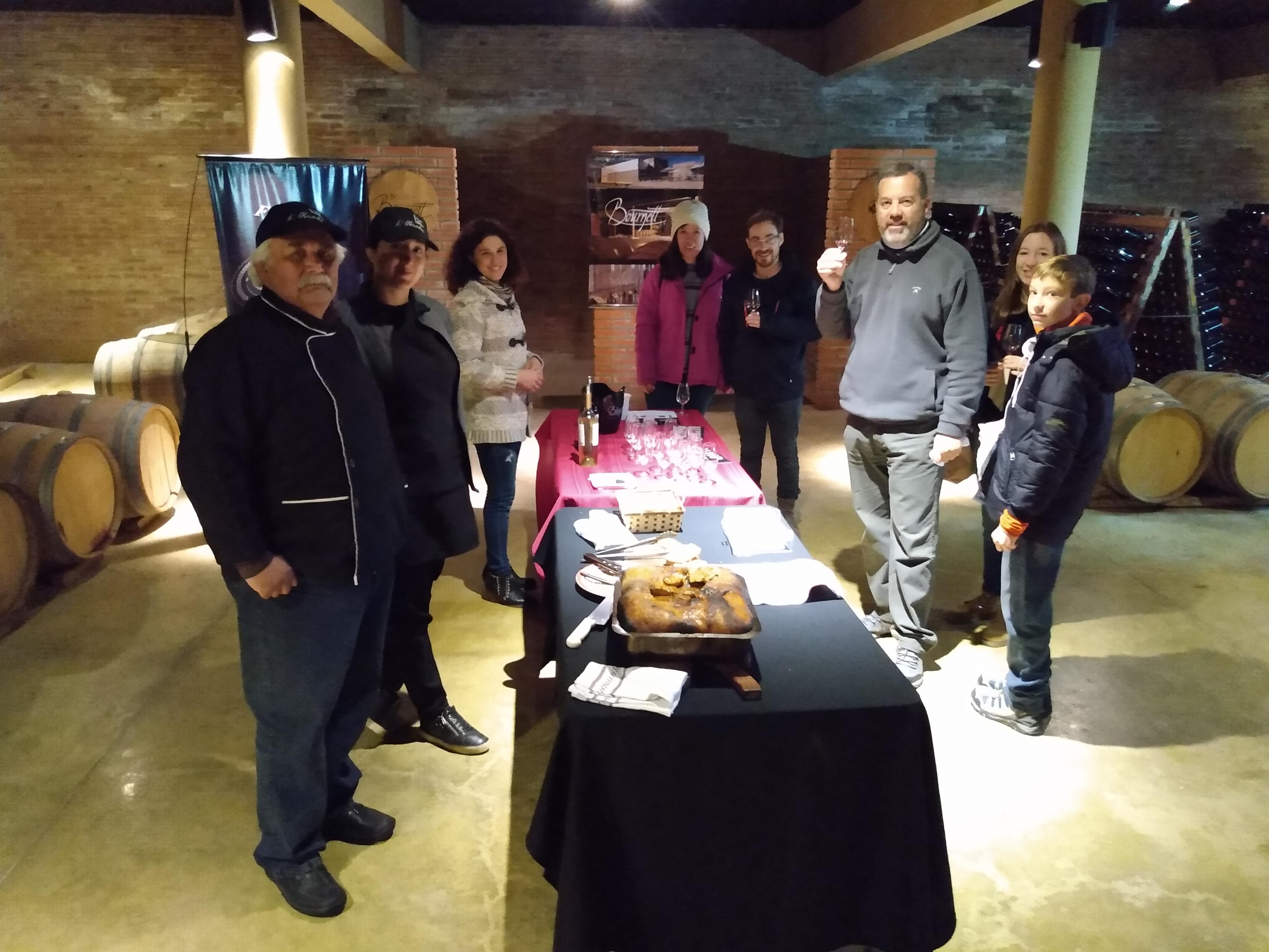 Maridaje perfecto: Vinos de Bournett con carne a la masa elaborada por Daniel Ancina