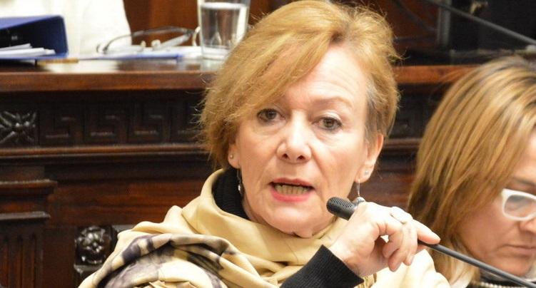 La diputada Patricia Galván es la legisladora más faltadora de San Rafael