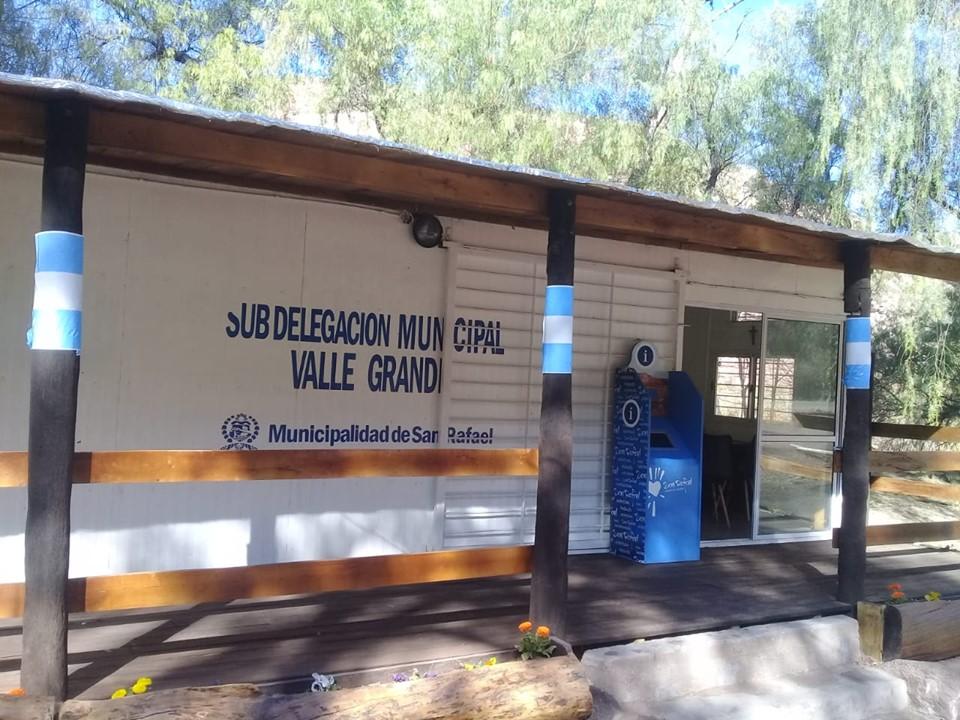 Valle Grande ya tiene un informador turístico digital