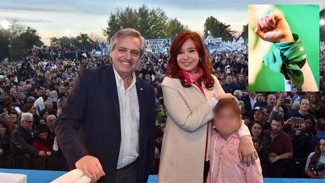 Tras la victoria del domingo, Alberto Fernandez aseguró que legalizará el aborto