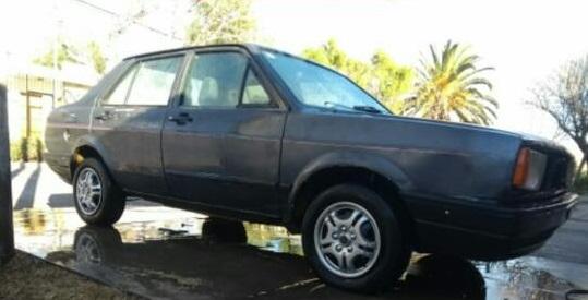 Otro coche robado