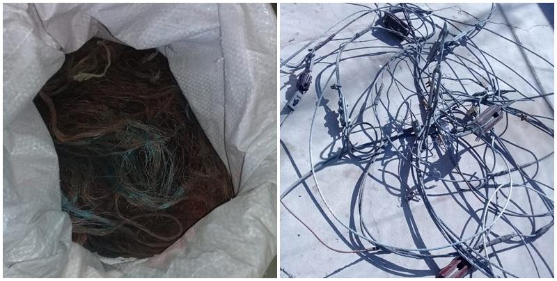 Secuestraron cables robados de EDEMSA y Telefónica