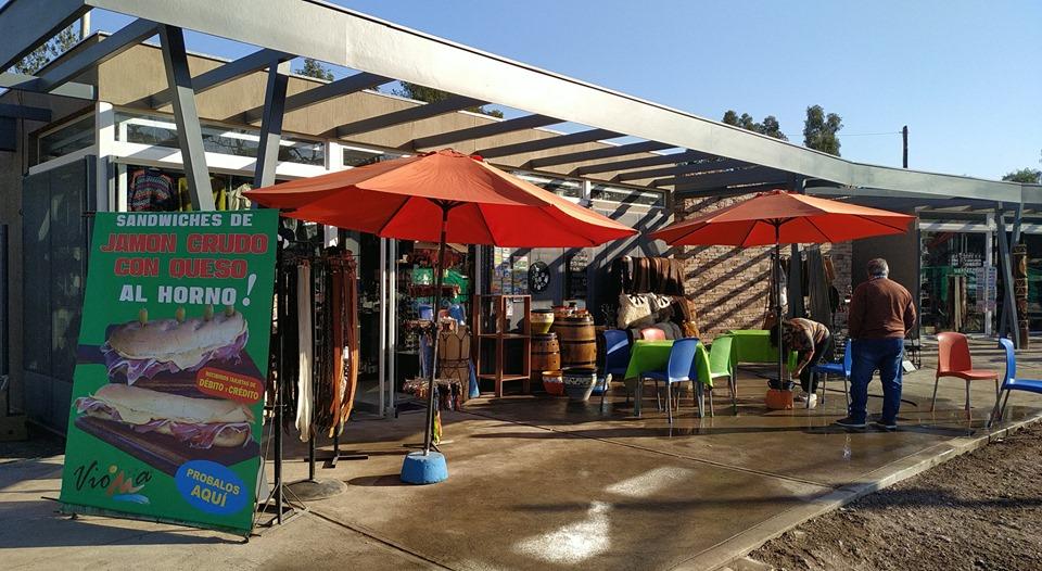 San Rafael ya tiene un nuevo Paseo Comercial de artículos regionales