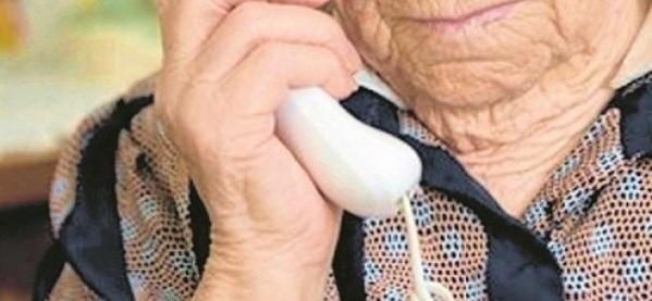 Otra abuela engañada con el cuento del tío