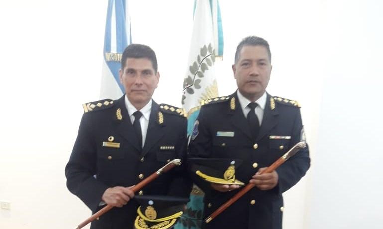 Algaba, Narvaez y Calipo fueron ascendidos a Comisario General