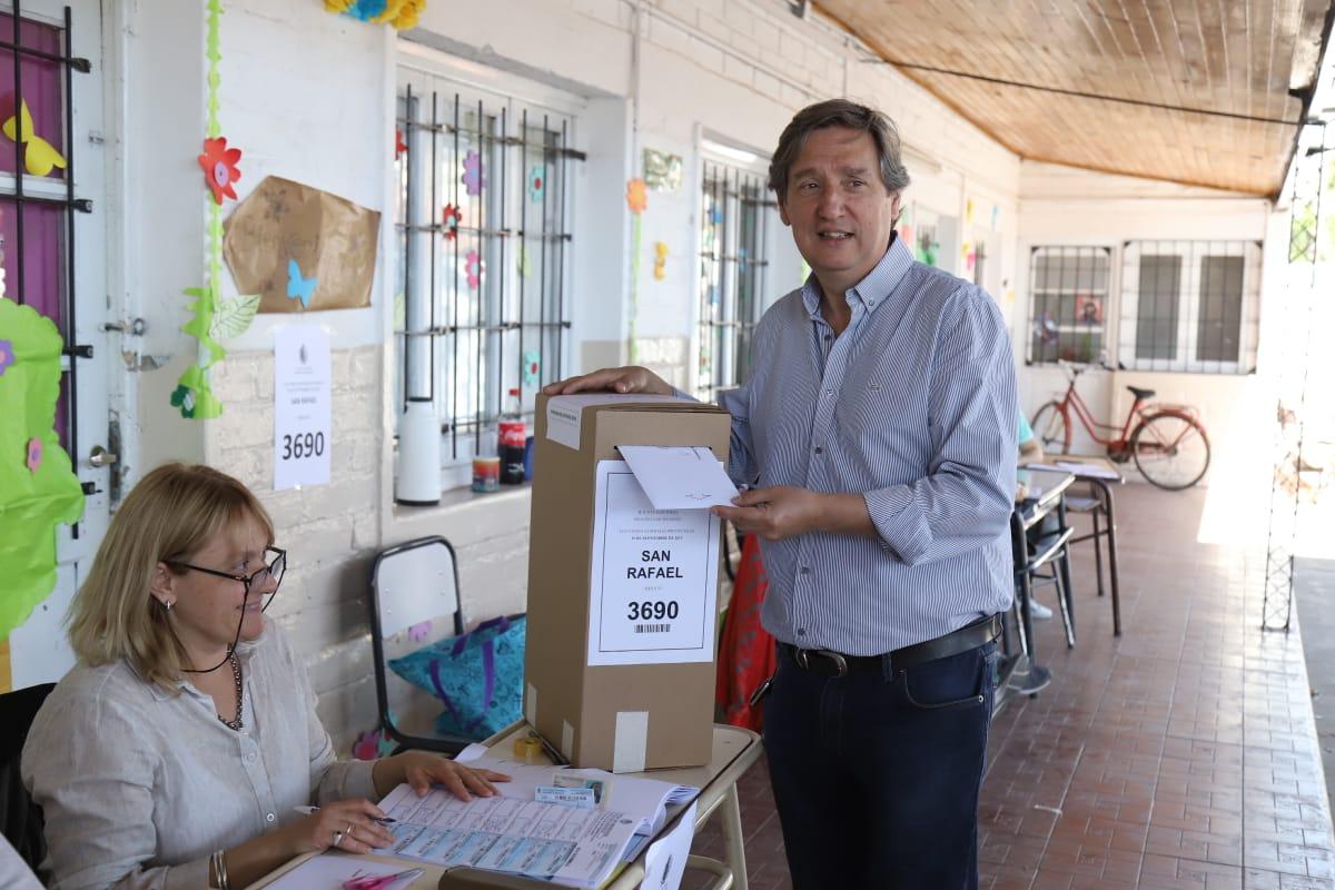 San Rafael: Finalmente, por casi 1000 votos, ganó el Frente Elegí