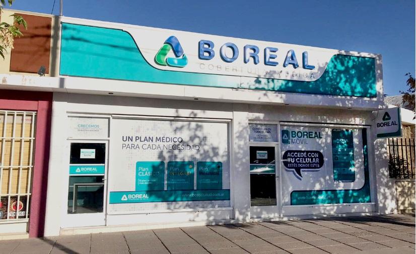 Boreal Salud desembarcó en San Rafael y se perfila como una de las prepagas más elegidas