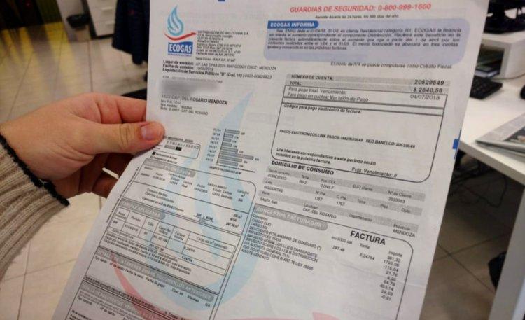 Por las facturas confusas, multaron a Ecogás con $5 millones