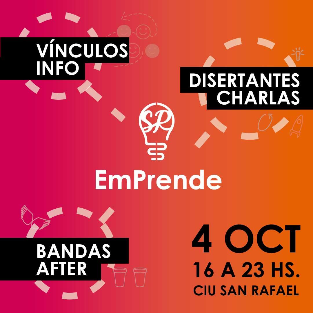 Hoy tendrá lugar el «Emprende San Rafael», el gran evento dedicado a los jóvenes