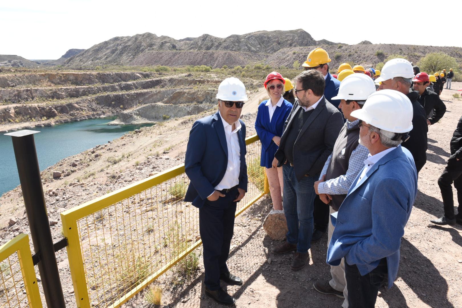 Otro «sueño» cumplido para San Rafael: Comienzan los trabajos de remediación de Sierra Pintada