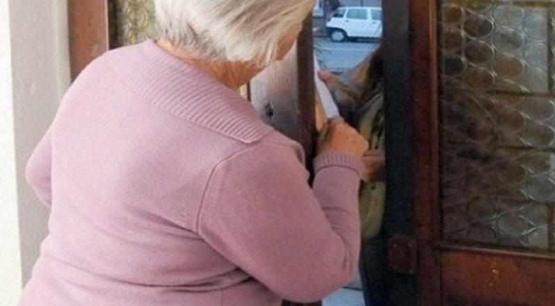 Sodero trucho le robó a una anciana