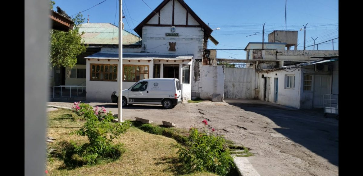 Julieta ya está en el penal de Av. Mitre, donde deberá estar alojada hasta el 9 de marzo próximo