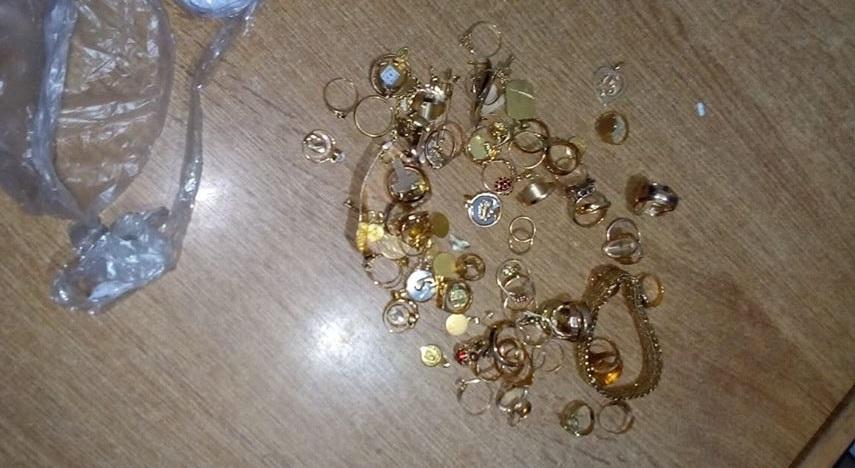 Cayeron los asaltantes de la joyería Oscar, y se recuperó el oro robado