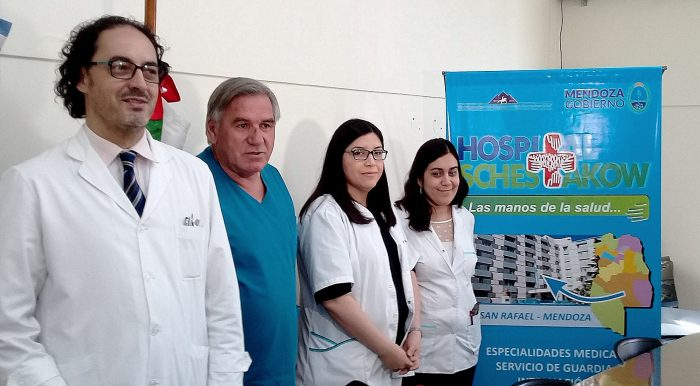 Realizan Campaña de Prevención de Cáncer de Piel en el Hospital Schestakow