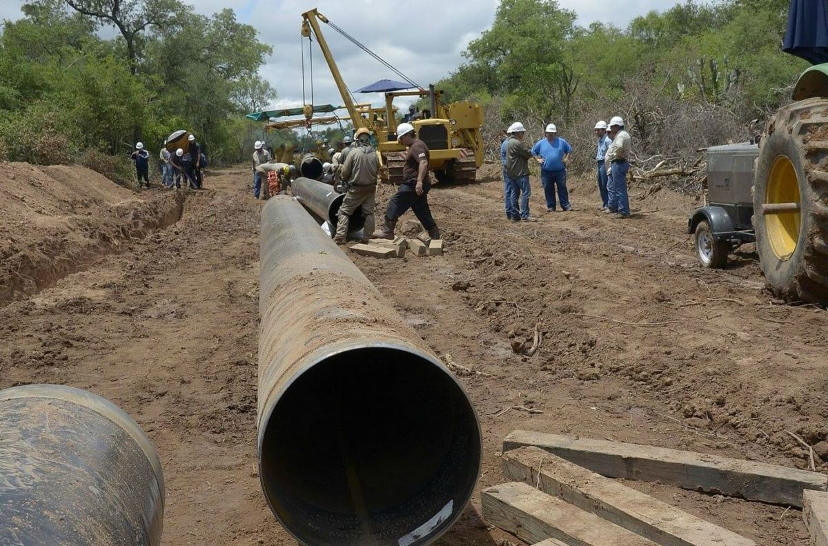 Piden que ECOGAS se haga cargo de la obra de gas natural para San Rafael