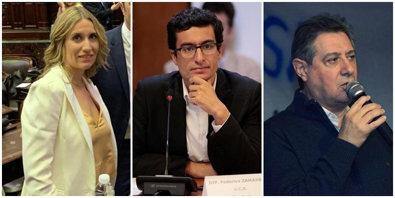 Juró Jimena Latorre, y por primera vez San Rafael tiene tres diputados en el Congreso