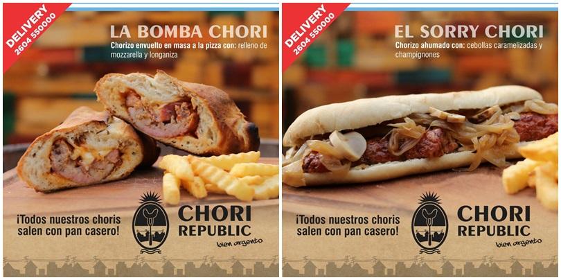 Propuesta inédita para San Rafael: Se viene un delivery de choripán gourmet