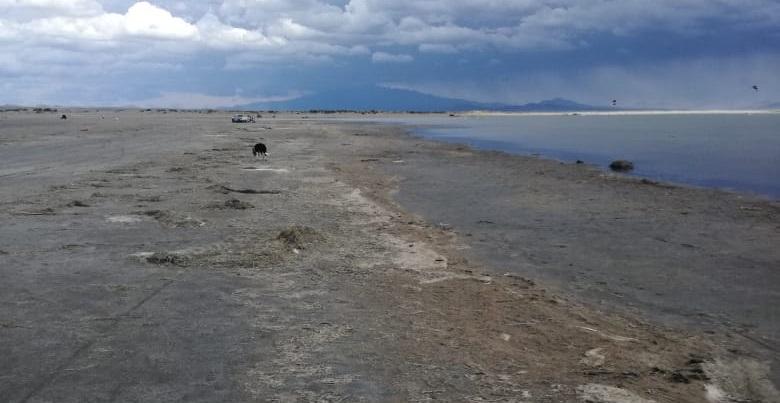 Para llorar: El dique Valle Grande al 21% de su capacidad, y El Nihuil al 27%