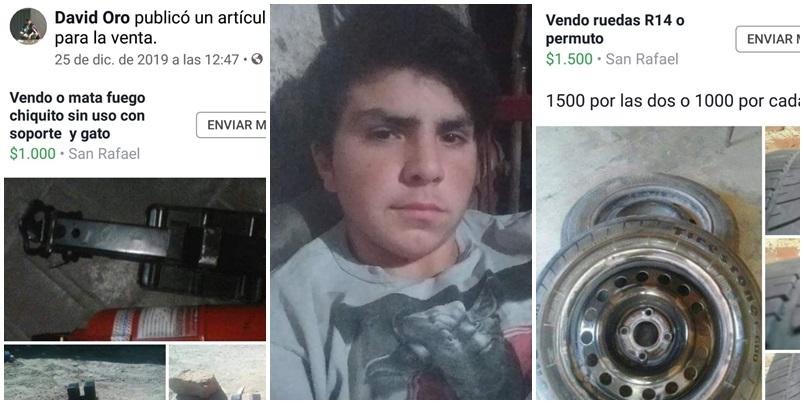 El joven baleado ayer ofrecía «autopartes» presuntamente robados en su Facebook