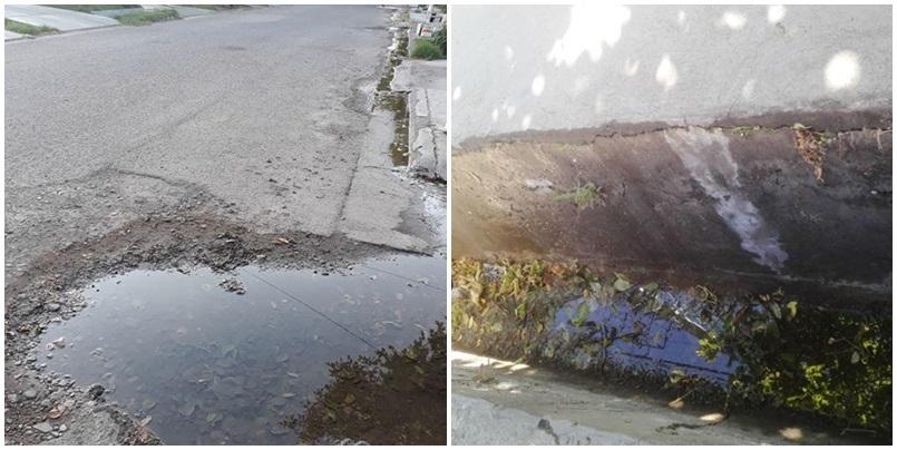 Más pérdidas de agua por roturas