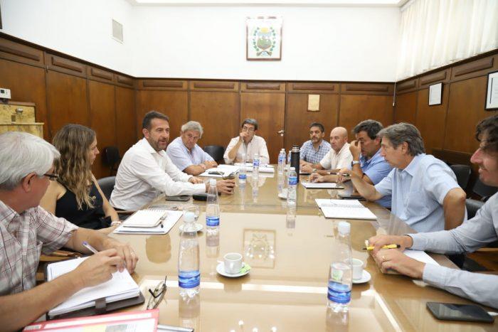 Obra pública: El gobierno provincial escuchó los pedidos del intendente Félix