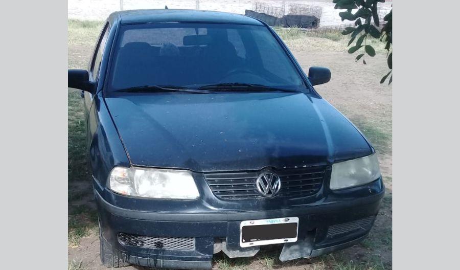 Sanrafaelino robó un auto en Santa Isabel