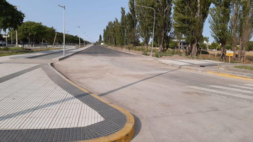 Siete obras que ejecuta la municipal en Ciudad y distritos