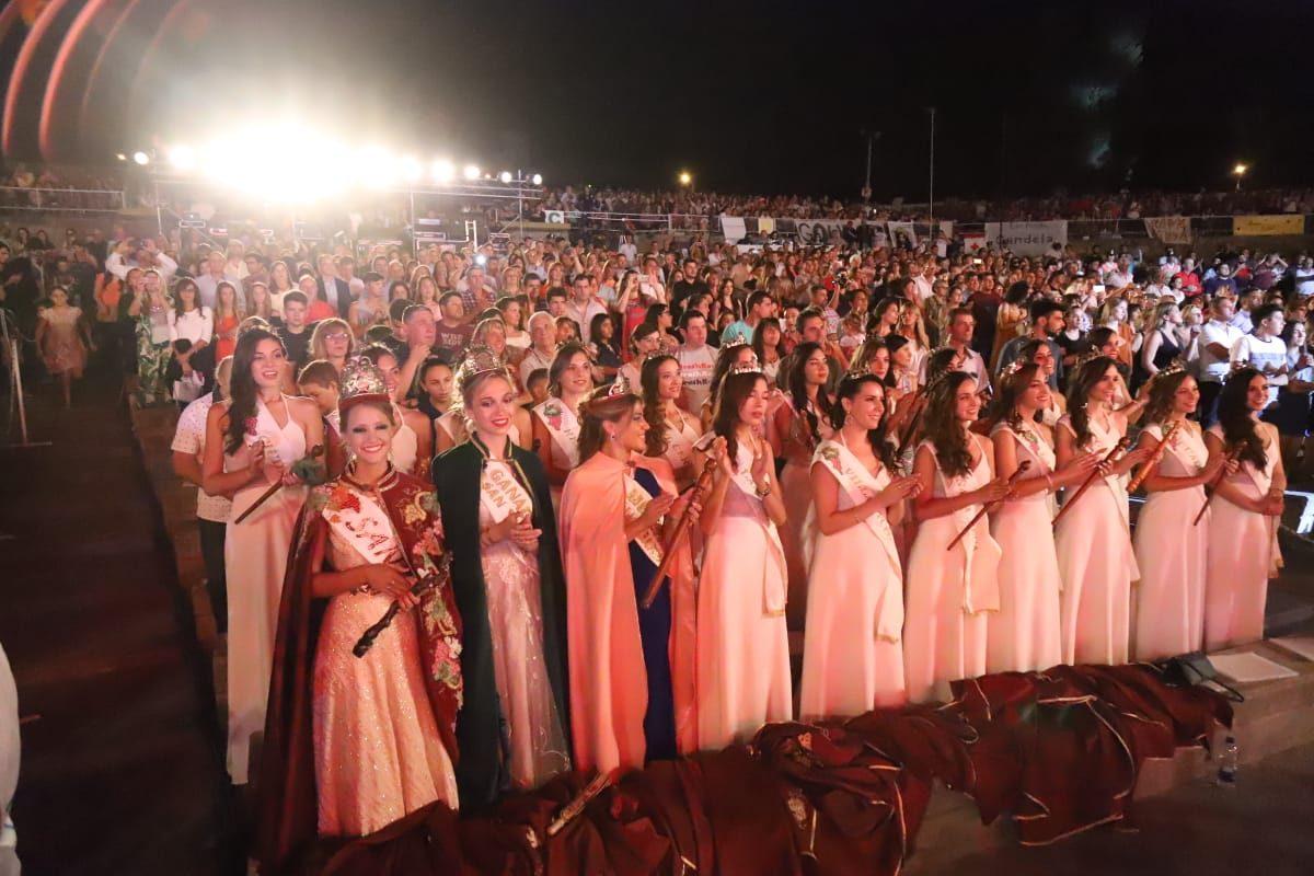Las mejores fotos de la Fiesta de la Vendimia de San Rafael 2020