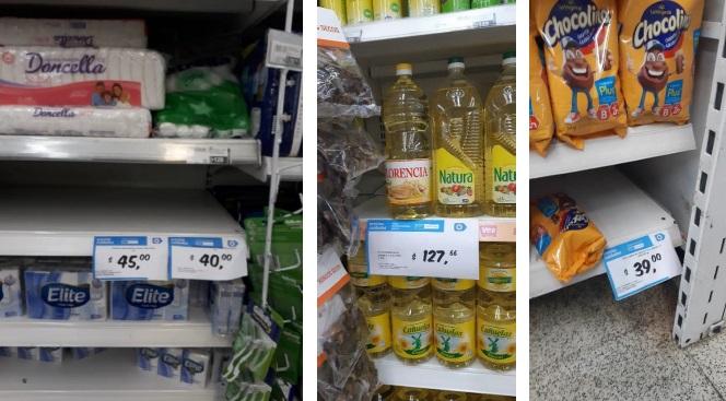 «Precios Cuidados» en San Rafael: Sólo en el Vea, y se consiguen apenas un puñado de productos