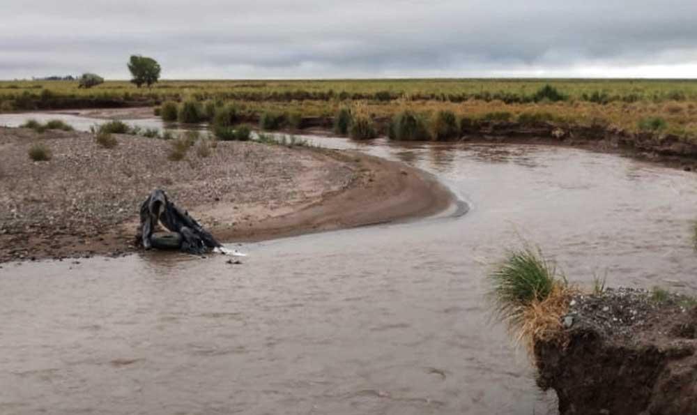 Robo del agua del Atuel: El tema está en la Justicia, e Irrigación ya está investigando a fondo