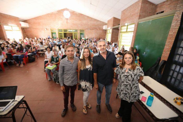 San Rafael realizó el Primer Encuentro de Educación Artística de Primaria