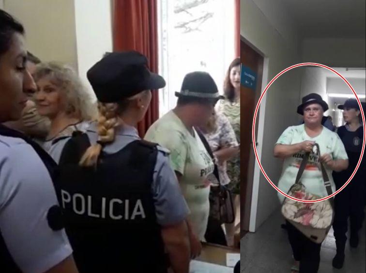 «Periodista» ladrona: Robo y escándalo en el Concejo Deliberante